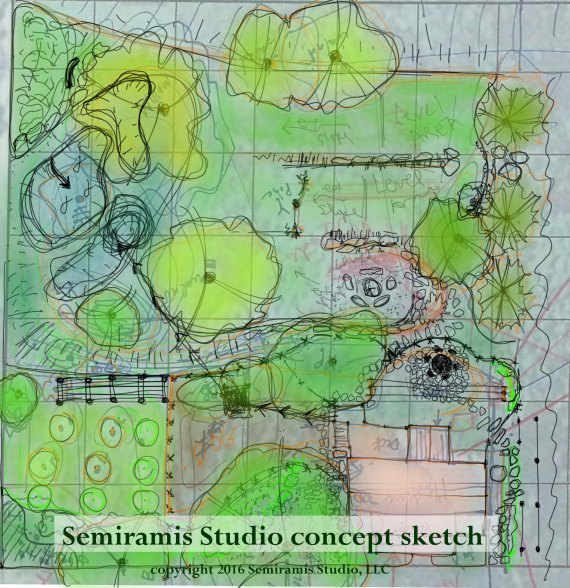 104 Site sketch copyright copy